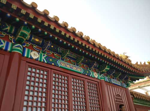 Uno-scorcio-del-Palazzo-d-Estate-a-Pechino