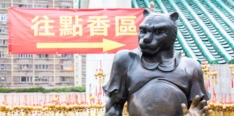 Sono entrambi basati sugli animali ma lo zodiaco cinese assegna ad ogni anno un.
