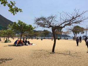 La spiaggia di Schek O