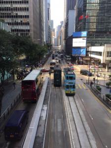 Strada di Hong Kong